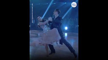 James Van Der Beek talks joyful 'Dancing With the Stars' return (stays mum on elimination)