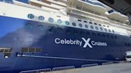 Aboard the 1st cruise ship to set sail in North America