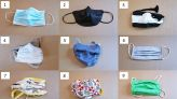 Experiment shows which masks are best at blocking coronavirus
