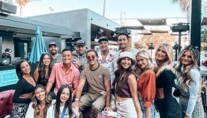 'Bachelor' Reunion! Blake Horstmann, Becca Kufrin and More Party in San Diego