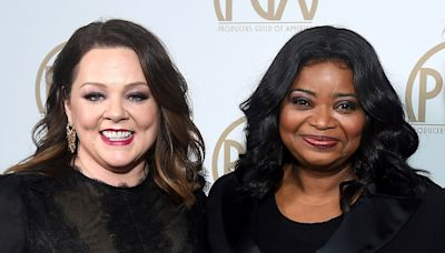 Melissa McCarthy Reveals Octavia Spencer Caught the Bouquet at Her Wedding in Sweet Throwback Photos