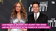 Leah Remini Thinks Tom Cruise 'Indoctrinated' Katie Holmes into Scientology