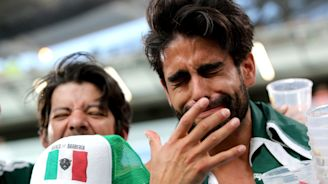 Mexico Fans Expected The Worst. Mexico Nearly Gave It To Them.