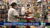Local Sacramento businesses adapt to indoor masking guidance