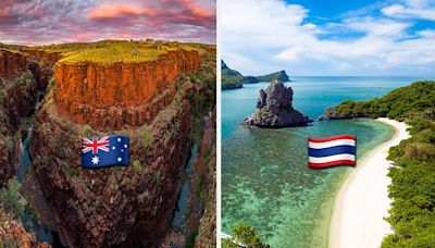 22 Incredible National Parks From Around The World That Straight Up Look Like They Could Be On Another Planet