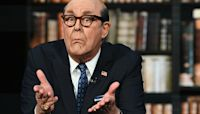 Rudy Giuliani Is Banned From Fox News, But Not From The Late Show!