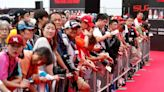 F1 drivers back race organizers to make right call on typhoon