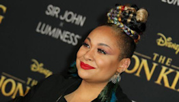 Raven-Symoné Says Being On 'The View' Was One Of The Most 'Stressful' Experiences Ever
