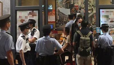 多間食肆未有確保食客使用「安心出行」遭警方發傳票