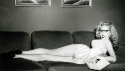 The woman with the impossible waist: how Betty Brosmer inspired Billie Eilish