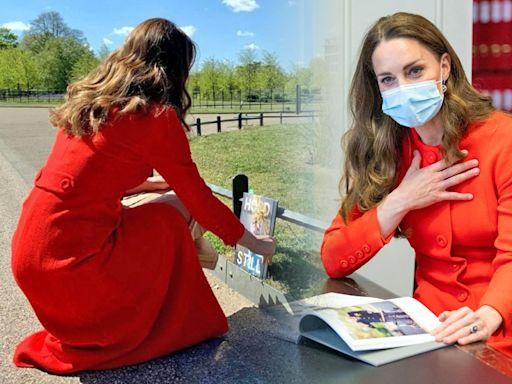 【妯娌出書兩樣情】凱特「關心疫情」賣第一獲好評 梅根掛名「公爵夫人」遭罵利用皇室--上報