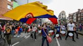 Calm urged after deadly Colombia protest clampdown
