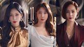 《Penthouse上流戰爭2》金素妍、李智雅、柳真穿搭分析:三位女主角日常私服造型充滿反差!