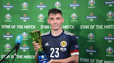 歐國盃|20歲蘇格蘭小將基莫亞一戰成名 首次國際賽正選閃耀中場