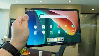 【評測】小米平板 5 香港行貨 外形 屏幕 手寫 功能 開箱