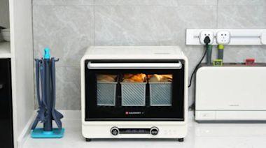 易清潔熱量足的千元好選擇:海氏i7烤箱評測