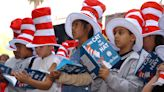 House Republican tweets Barack Obama praise of Dr. Seuss, photo of himself reading to kids