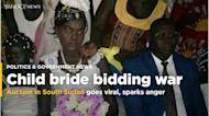 Child bride bidding war in South Sudan goes viral
