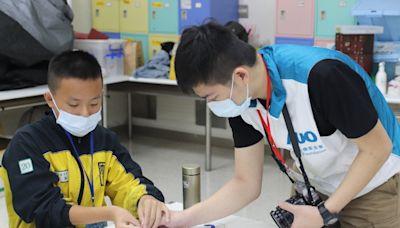 友達首度與「為台灣而教教育基金會」攜手 翻轉學習