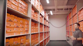 Alabama shows off features of football team's new equipment room