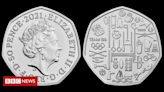 Olympics: 'Incredibly unusual' coin marks Tokyo Games