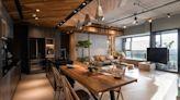 日式禪意 X 現代工業風 在家也能欣賞微景綠植
