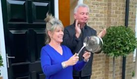 Loose Women star Ruth Langsford reveals new edgy hair transformation - and fans react