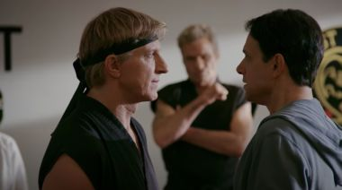 'Cobra Kai' Composers Talk 'Miyagi Metal' and the Netflix Hit's Synthwave-Heavy Score