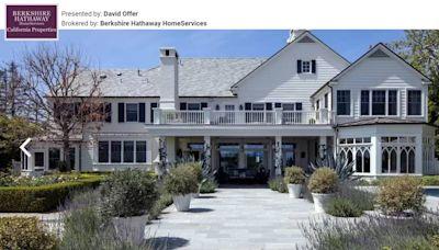 Director J.J. Abrams lists $22M estate in elite California neighborhood. Take a look