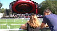Central Park prepared for Global Citizen Live concert