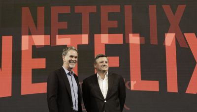 Netflix Co-Chiefs Reed Hastings And Ted Sarandos On Movie Theaters, PVOD And How Hits Affect Subscriber Trends