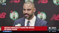 Ime Udoka Introduced As Boston Celtics Head Coach