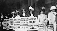 Honoring the 19th Amendment centennial -- with an asterisk