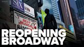 Coronavirus Update NYC: Broadway theaters announce audience COVID vaccine, mask requirements