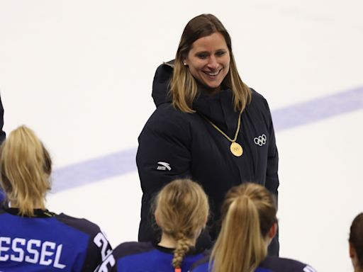 Olympian-turned-CEO Angela Ruggiero details the 'massive market for women's sports'