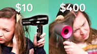 We tested four hair dryers at different price points—here's the best one