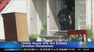 Biden Administration Says National Eviction Moratorium Will Expire Saturday