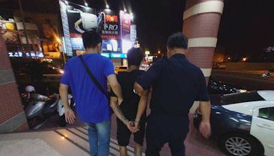 騎士飛撲攔下通緝犯卻消失 警方下令尋找「正義哥」