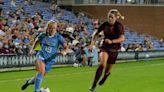 UNC women's soccer's Emily Colton shines in second half comeback against Virginia Tech