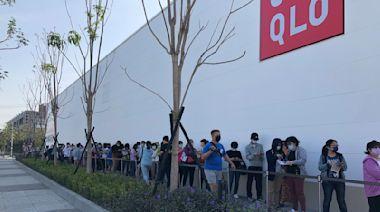 日本平價服飾店開張 捷運南岡山站形成新生活圈
