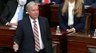 "Senator Lindsay Graham on Biden: ""I prayed he would lose. He won! He's the legitimate president"""