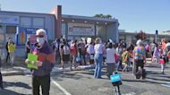 Parents Rally in Hayward to Keep Open Schools Slated to Close
