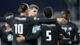 Marseille knocked out of French Cup by amateurs, Lille through