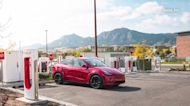 Tesla to open charging network to other EVs
