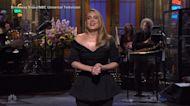 Adele hosts SNL