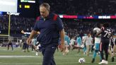 Patriots-Dolphins report cards: F is for fumble, but who's really to blame for loss?