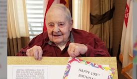 Texas WWII veteran wants 100 digital birthday wishes for his 100th birthday, please join in congratulating him