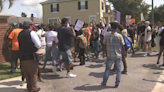 UPDATE: Orange County ordinance limiting picketing outside targeted person's home is withdrawn