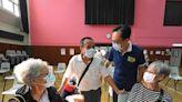 籲安老院友家屬鼓勵長者打疫苗 聶德權:愛護關心家人最好方法