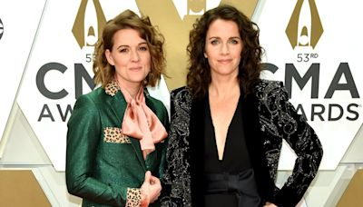 Brandi Carlile Had to Make 'Peace with Not Being Pregnant' During Wife Catherine's IVF Journey